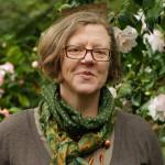 Birgit Fellecke, Gartenbautechnikerin und Inhaberin Gartenpfade.de